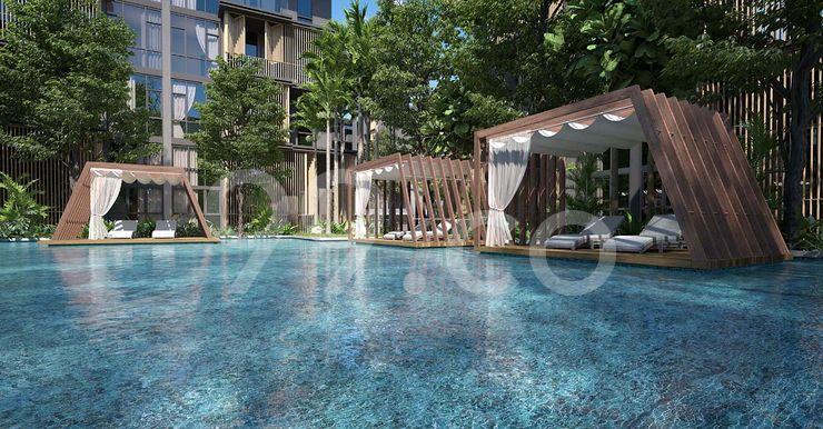 Parc Komo Pool