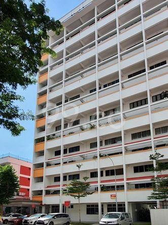HDB-Hougang Block 357 HDB-Hougang