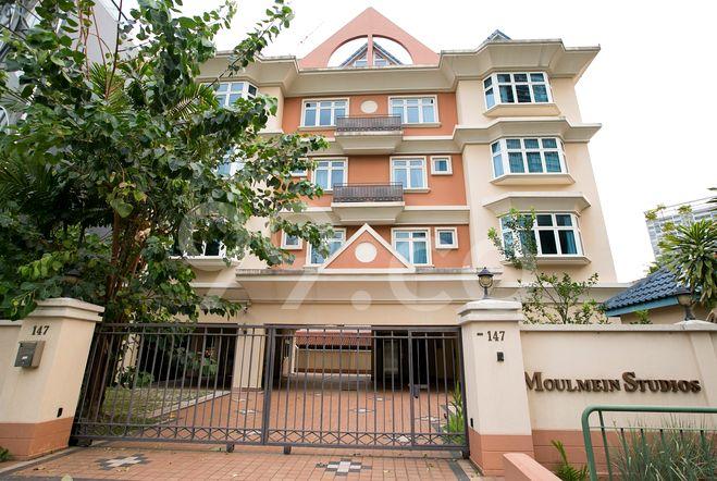 Moulmein Studios Moulmein Studios - Entrance