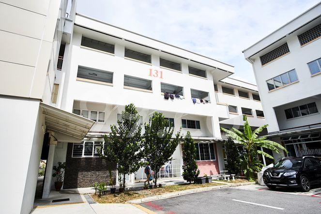HDB-Potong Pasir Block 131 Potong Pasir