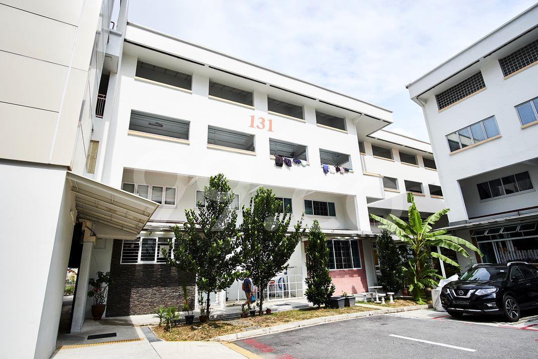 Block 131 Potong Pasir