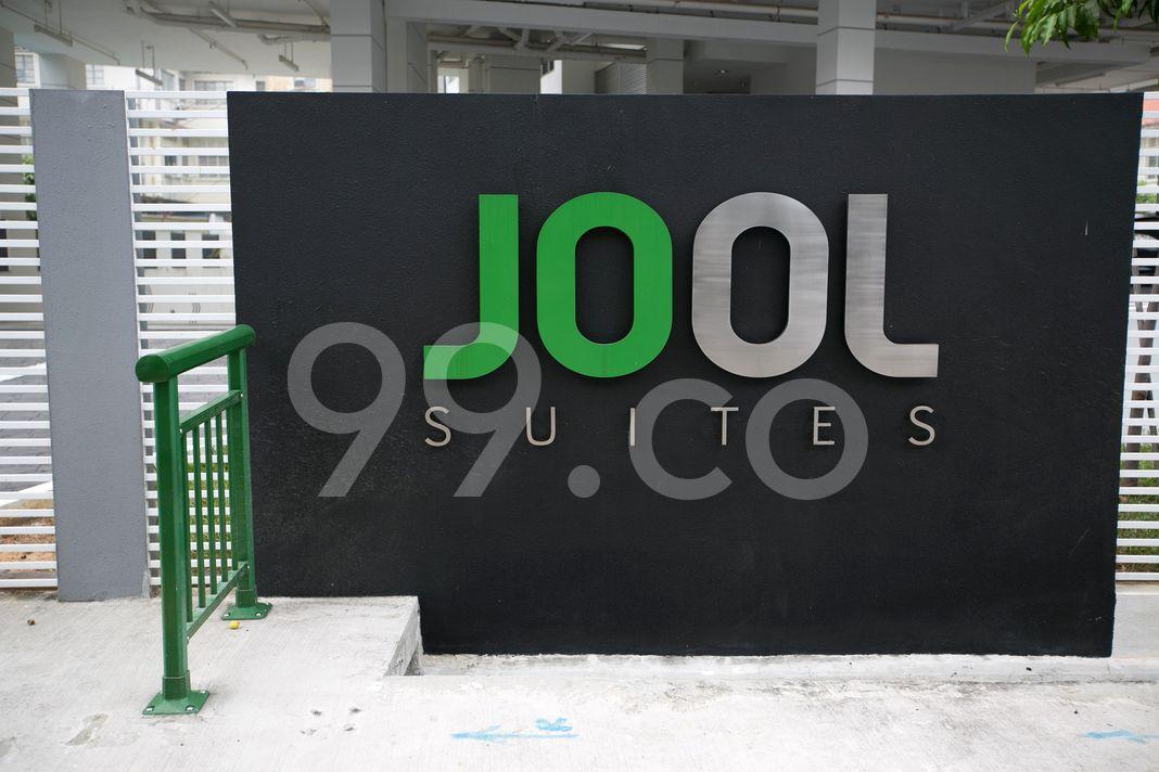 Jool Suites  Logo