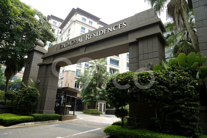 Balmoral Place Balmoral Place - Entrance