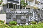 Waterfront Isle - Logo