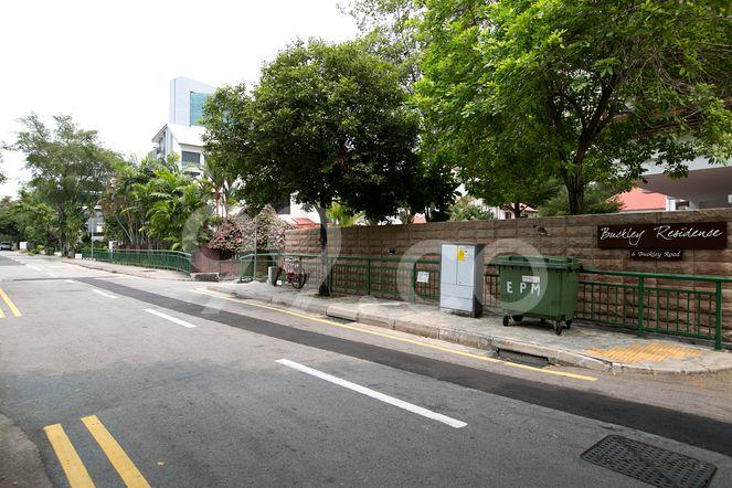 Buckley Residence Buckley Residence - Street