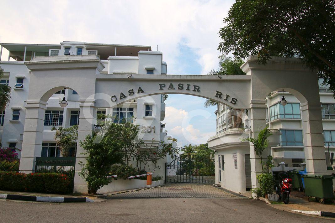 Casa Pasir Ris  Entrance