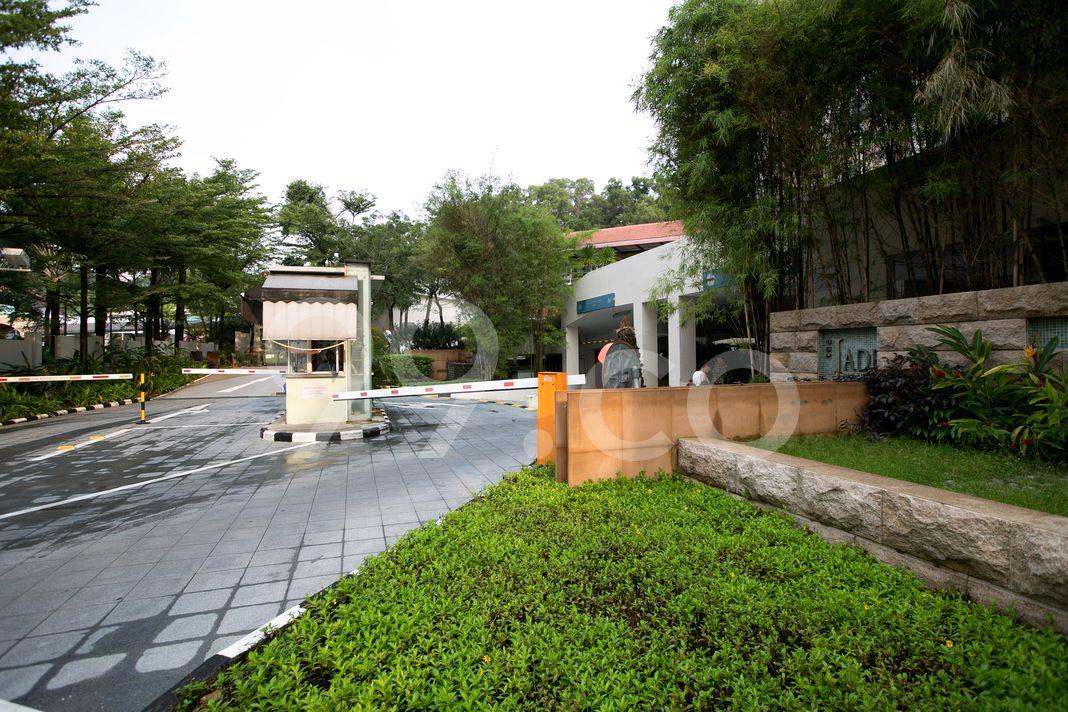 The Jade  Entrance