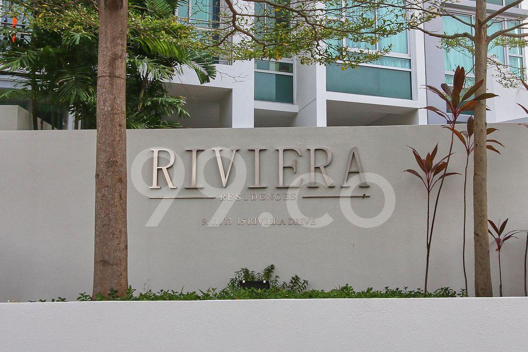 Riviera Residences  Logo
