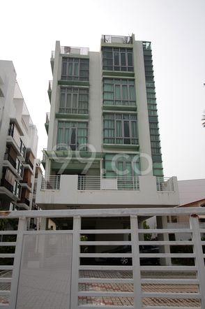 Residence 118 Residence 118 - Elevation