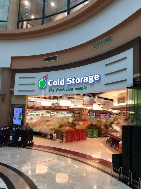 Cold Storage at Jelita and 6th Avenue