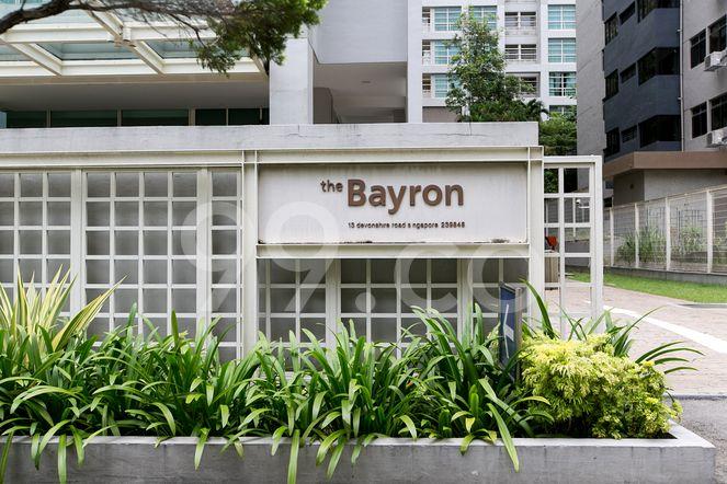 The Bayron The Bayron - Logo