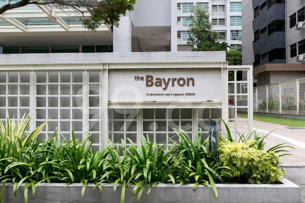 The Bayron  Logo