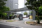 Paterson Suites - Entrance