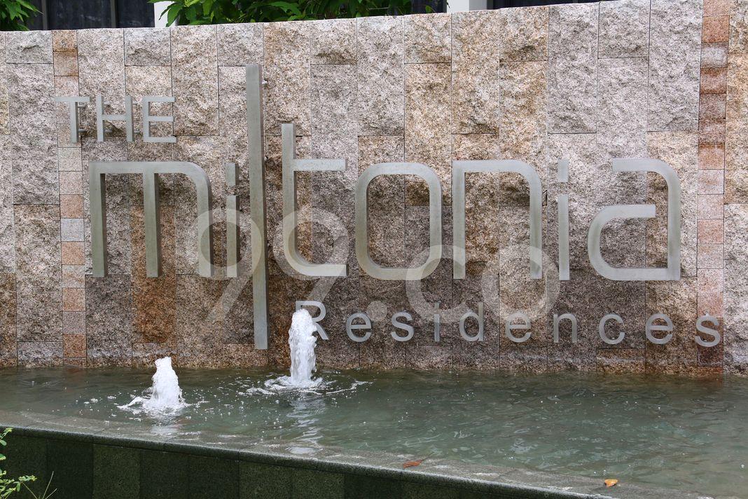 The Miltonia Residences  Logo