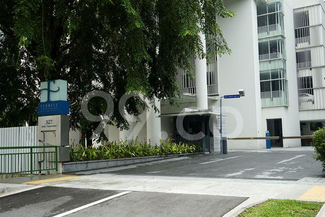 Ferrell Residences Ferrell Residences - Entrance