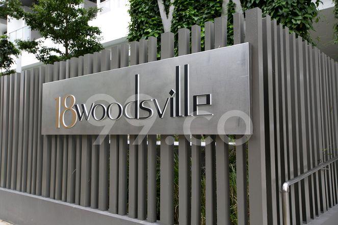 18 Woodsville 18 Woodsville - Logo