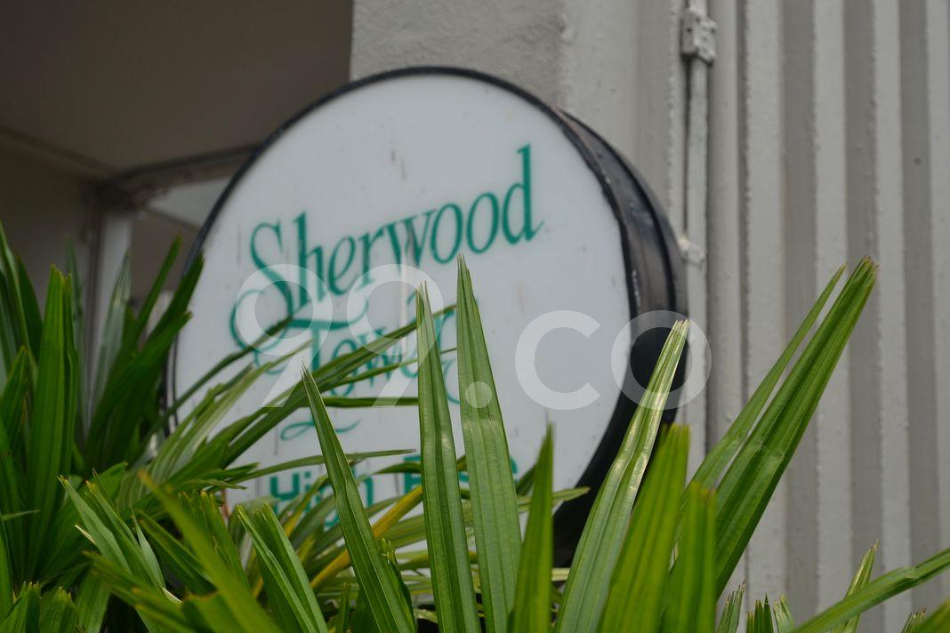 Sherwood Towers  Logo
