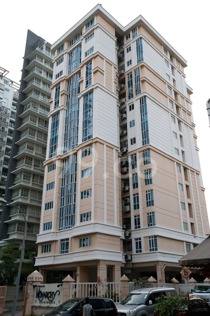 Monarchy Apartments  Elevation