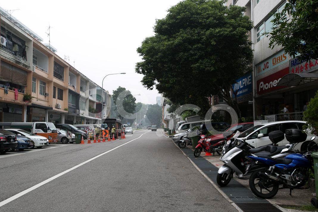 Owen Court  Street