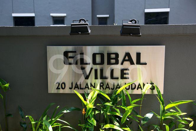 Global Ville Global Ville - Logo