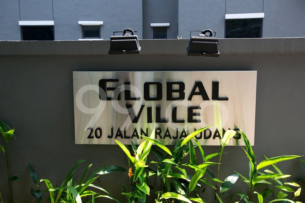 Global Ville  Logo