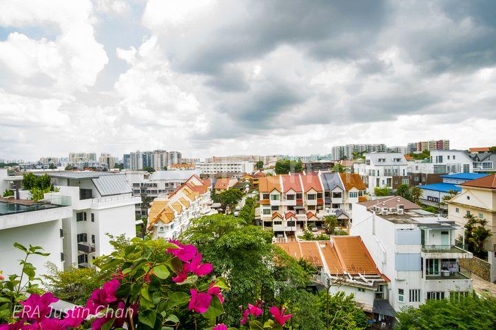 Balcony view 1 part 2