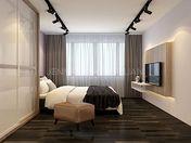 Artist Impression - Master Bedroom