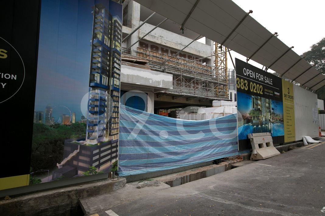 Rangoon View  Entrance
