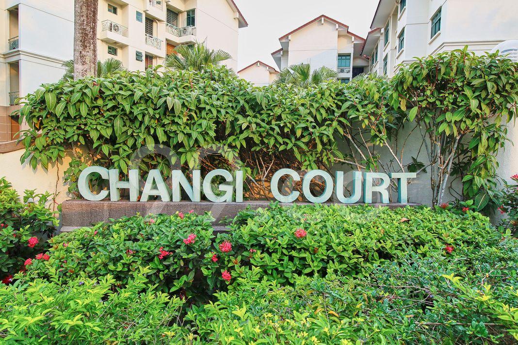 Changi Court  Logo