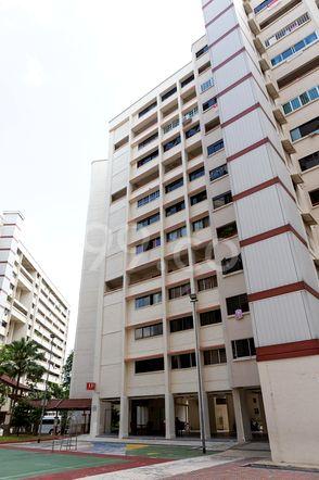 HDB-Jurong East Block 331 Jurong East