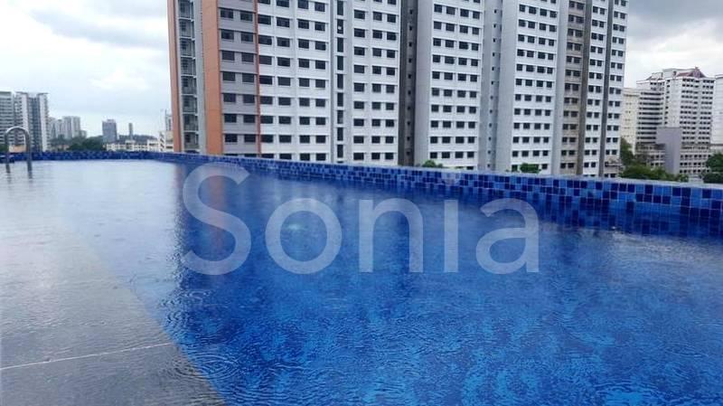 Open Sky Pool