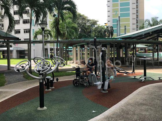 Physical Fitness Corner