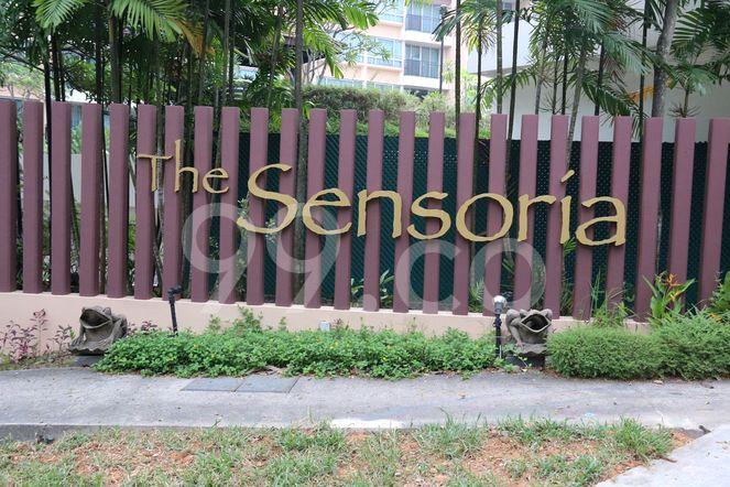 The Sensoria The Sensoria - Logo