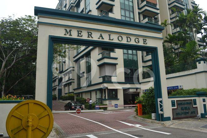 Meralodge Meralodge - Entrance