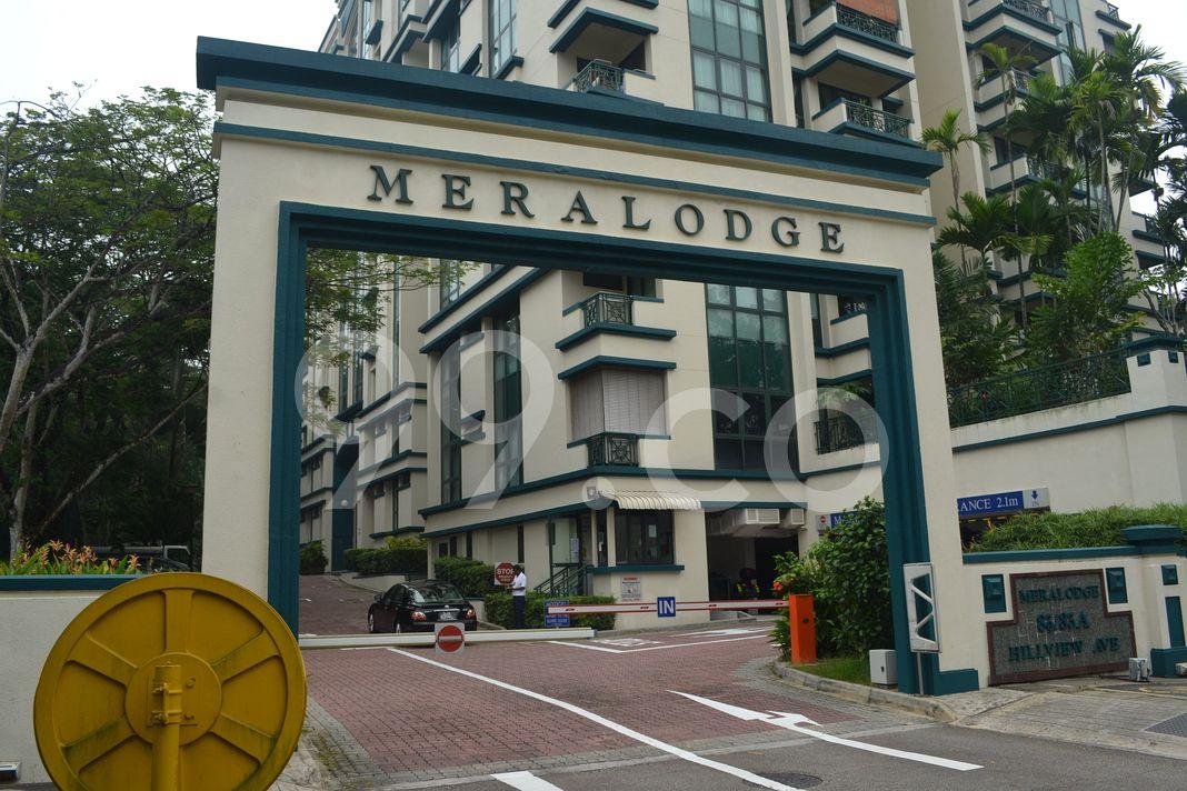 Meralodge  Entrance