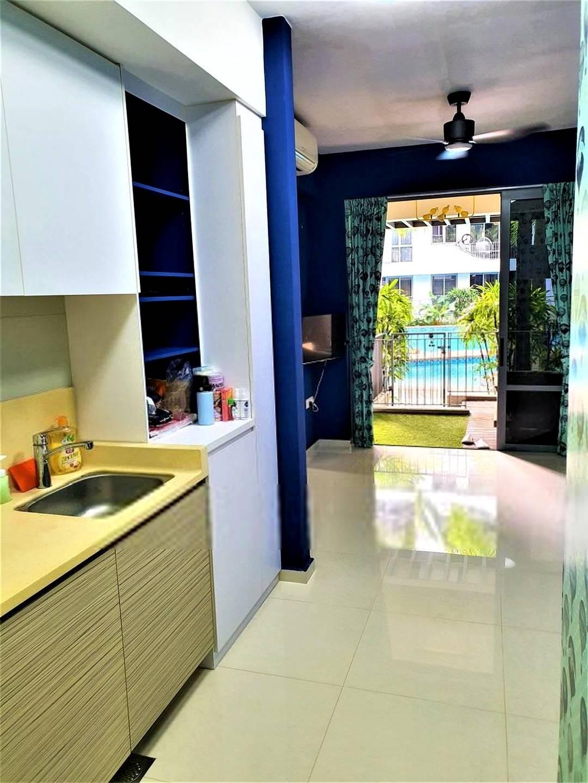 2nd Kitchen of Dual-Key unit