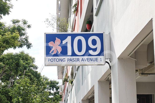 HDB-Potong Pasir Block 109 Potong Pasir