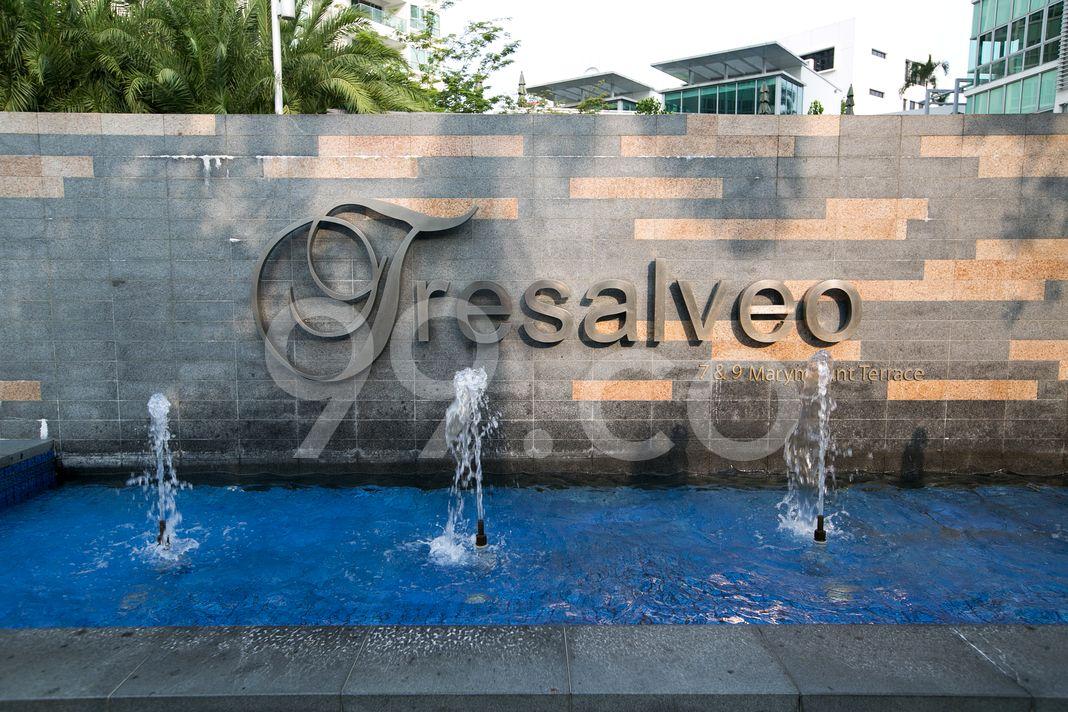 Tresalveo  Logo