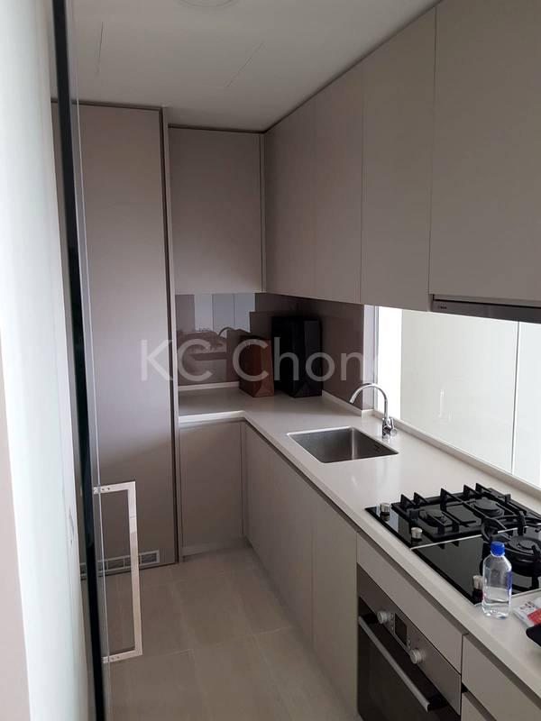 Highline Residences Kitchen