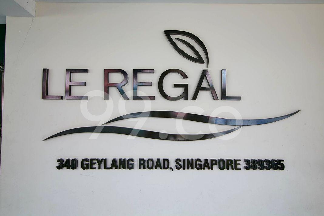 Le Regal  Logo