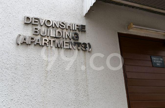 Devonshire Building Devonshire Building - Logo