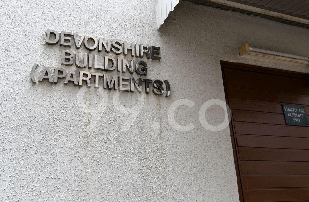 Devonshire Building  Logo