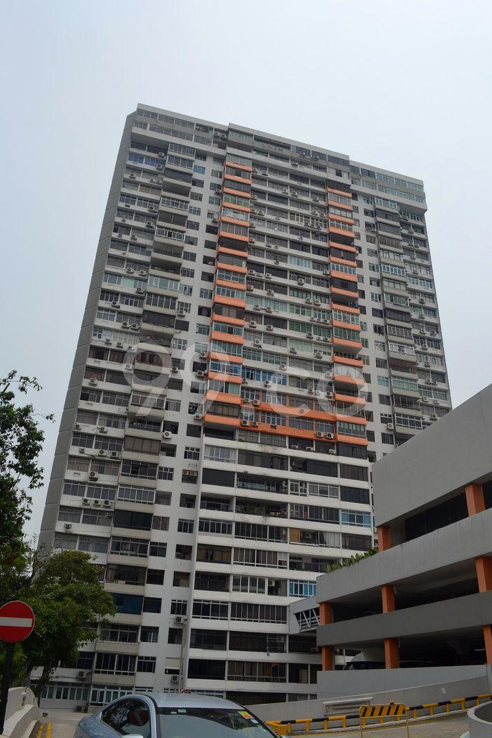 Sherwood Towers  Elevation
