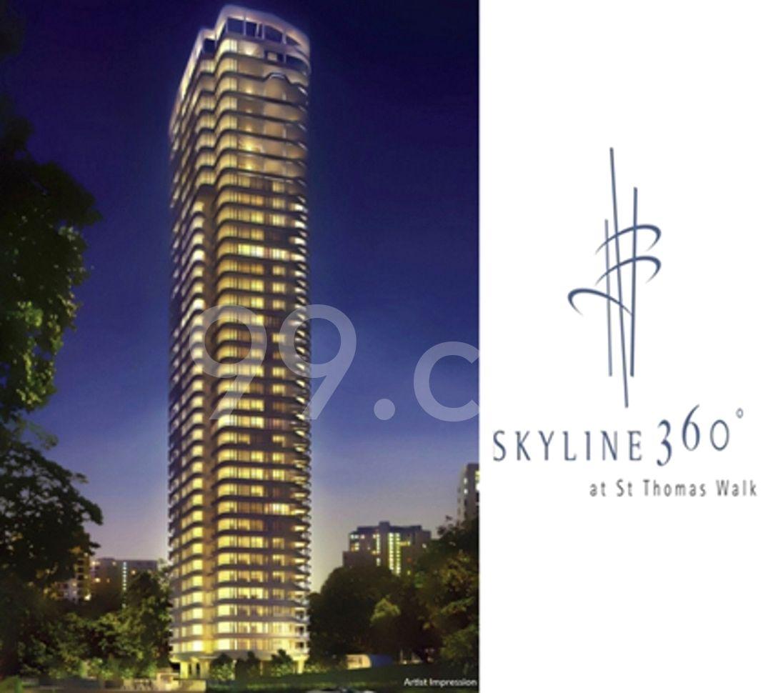 Skyline 360 @ St Thomas Walk  Cover