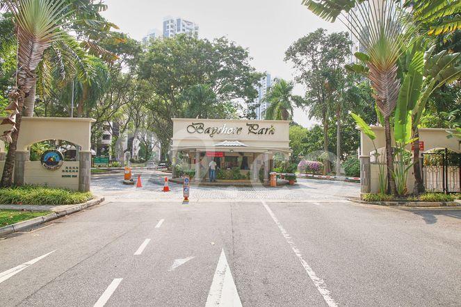 Bayshore Park Bayshore Park - Entrance