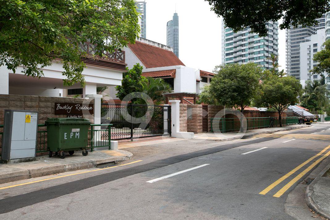 Buckley Residence  Street