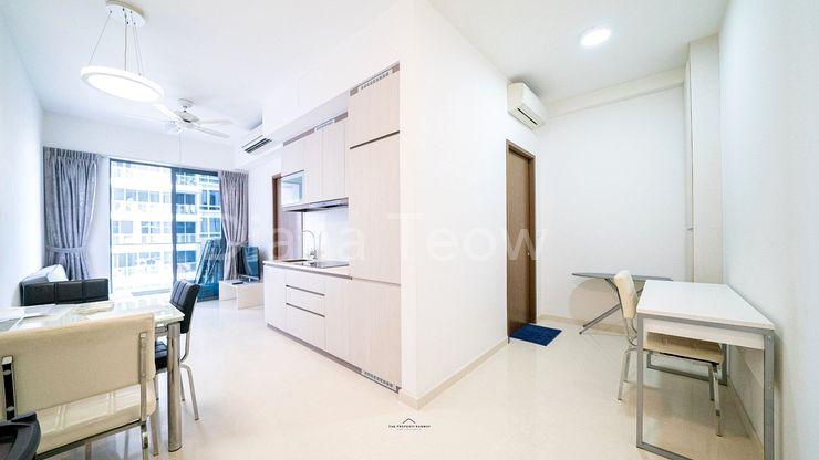 Kitchen + Study Area