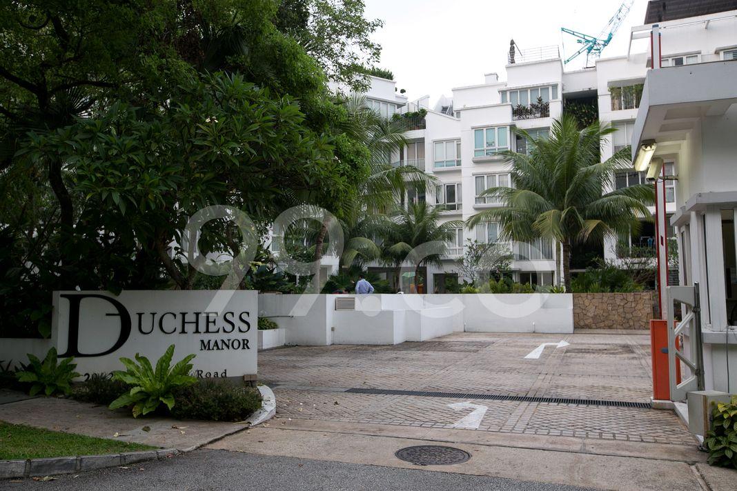 Duchess Manor  Entrance