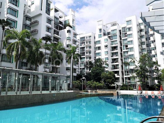 Big swimming pools
