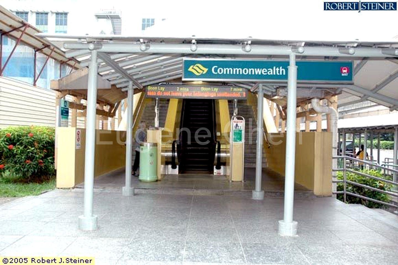 7-8 Mins away to Commonwealth MRT
